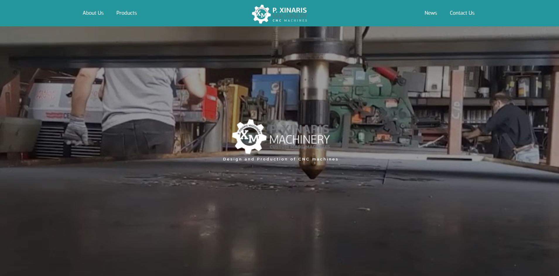 Panicos Xinaris Machinery - 1