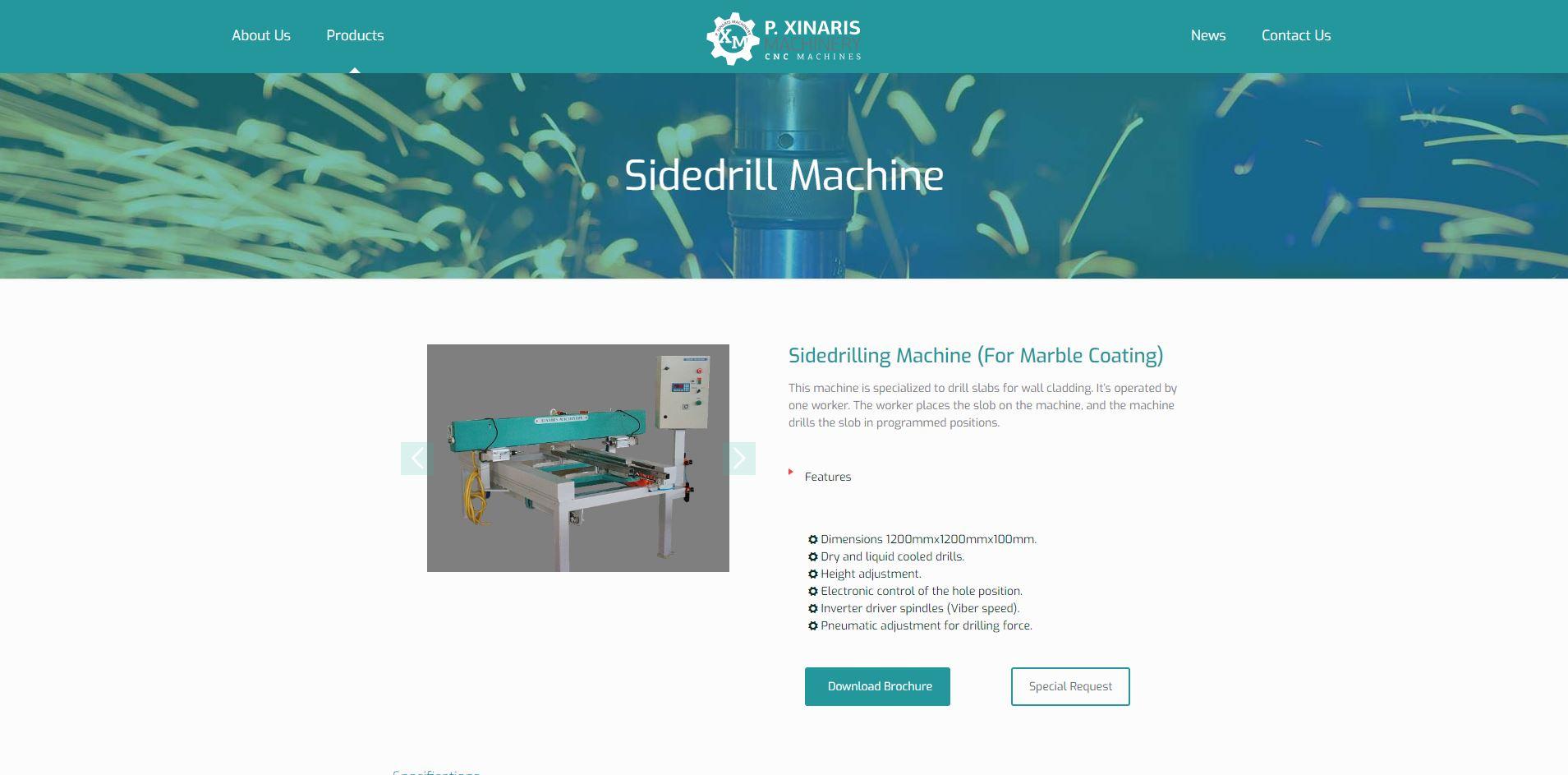 Panicos Xinaris Machinery - 2